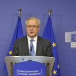 La Comisión Europea considera efectivas las medidas españolas para reducir el déficit en 2012 y 2013