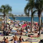 España recibe 4,6 millones de turistas internacionales en abril, la mejor cifra de los últimos 5 años