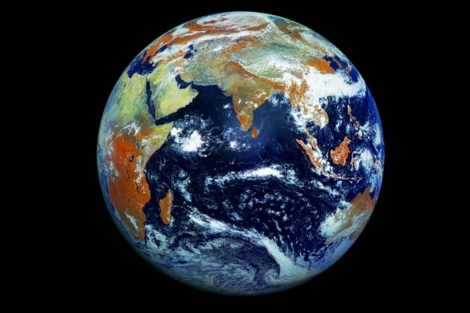 la imagen definitiva de la tierra