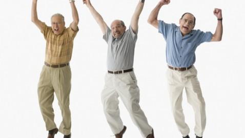 Sentirse más joven prolonga la vida de los mayores