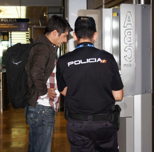 Sistema ABC en aeropuertos Barajas y El Prat