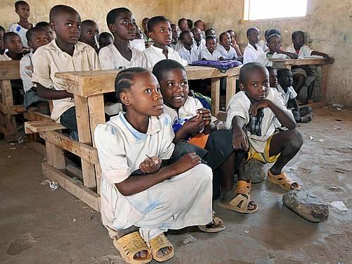 Escuela de Kenia
